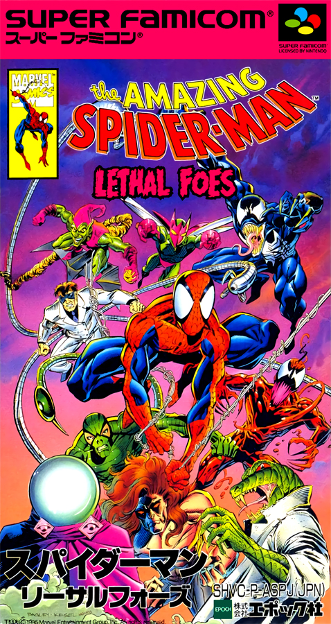 The Amazing Spider-Man - Lethal Foes (1995)
