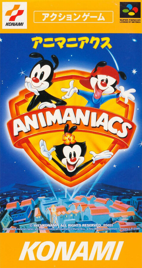 Animaniacs (1997)