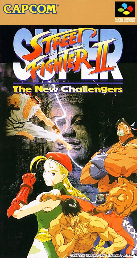 Super Street Fighter II - The New Challengers (1994)