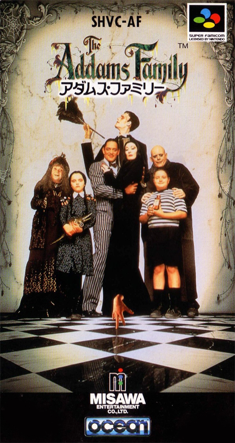 The Addams Family (1992)