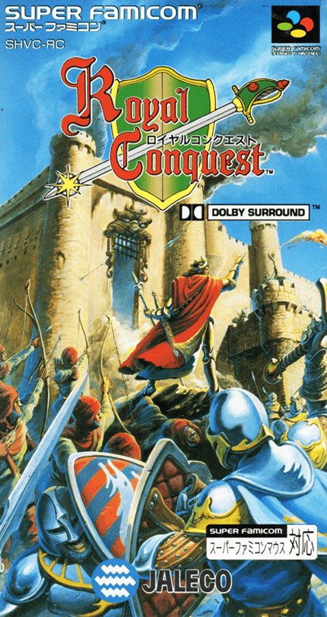 Royal Conquest (1992)