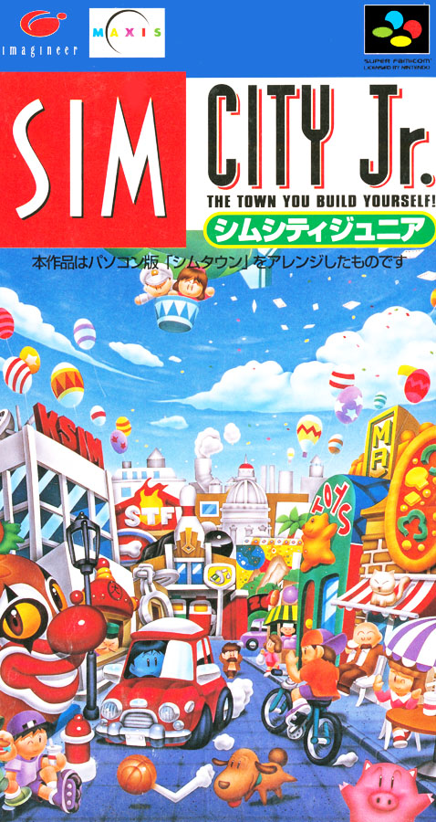 Sim City Jr. (1996)